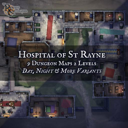Hospital of St Rayne