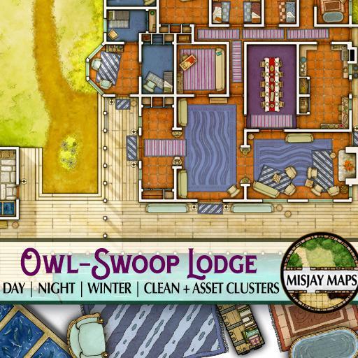 Owl-Swoop Lodge
