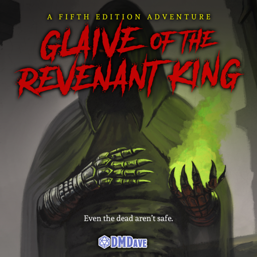 Glaive of the Revenant King