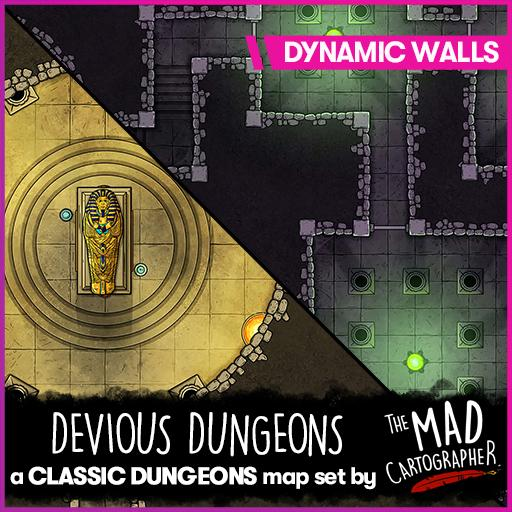 Devious Dungeons 1 [Dynamic]