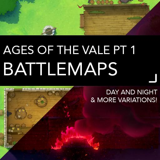 Ages of the Vale Part 1!