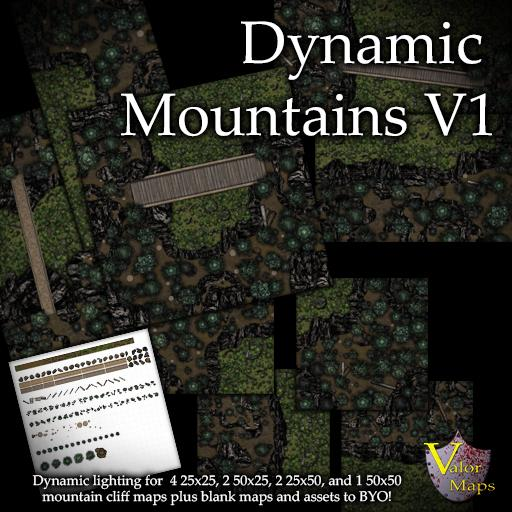 Dynamic Mountains V1