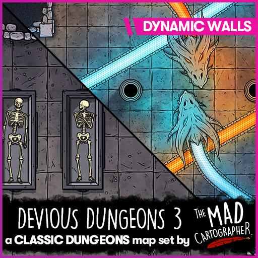 Devious Dungeons 3 [Dynamic]