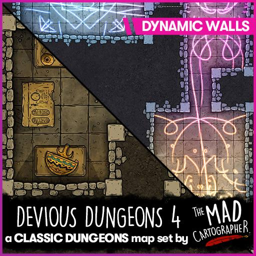 Devious Dungeons 4 [Dynamic]