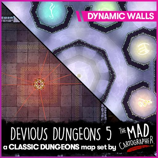 Devious Dungeons 5 [Dynamic]