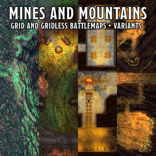 Mines and Mountains