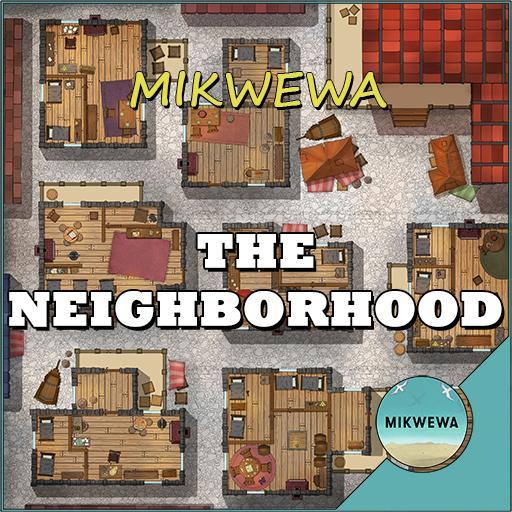 The Neighborhood Battlemaps