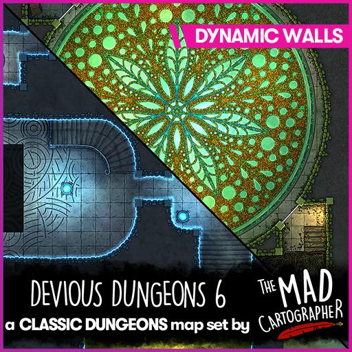 Devious Dungeons 06 [Dynamic]
