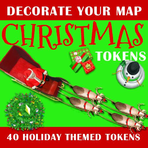 Christmas Tokens