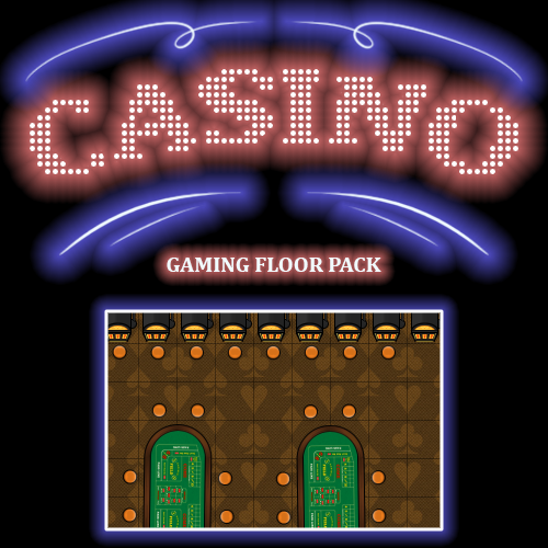 Casino Gaming Floor Pack