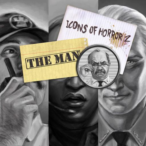 Icons of Horror 2: The Man