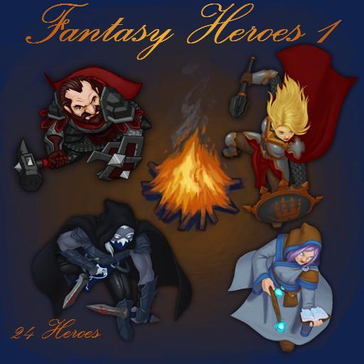 Fantasy Heroes 1