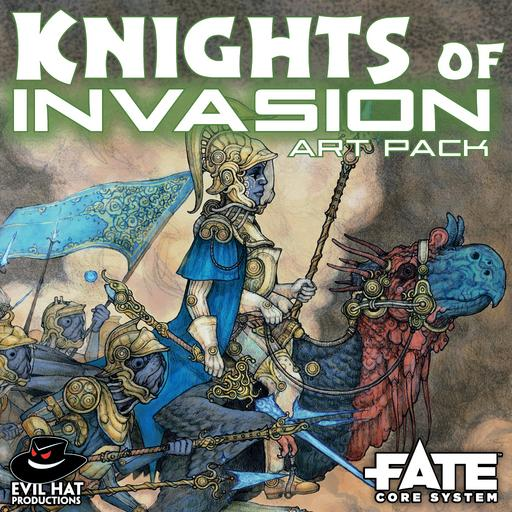 Knights of Invasion: Art Pack