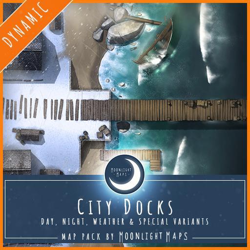Dynamic   City Docks