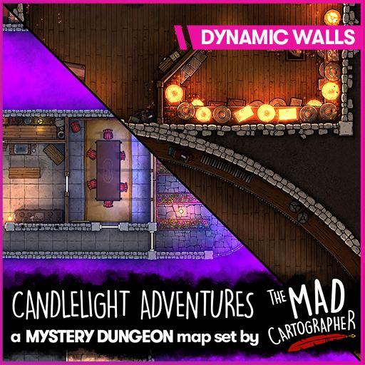 Candlelight Adventures [Dynamic]