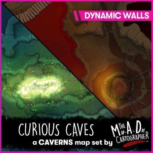 Curious Caves [Dynamic]
