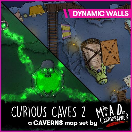 Curious Caves 2 [Dynamic]