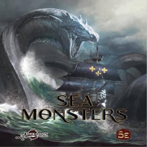 Sea Monsters 5e