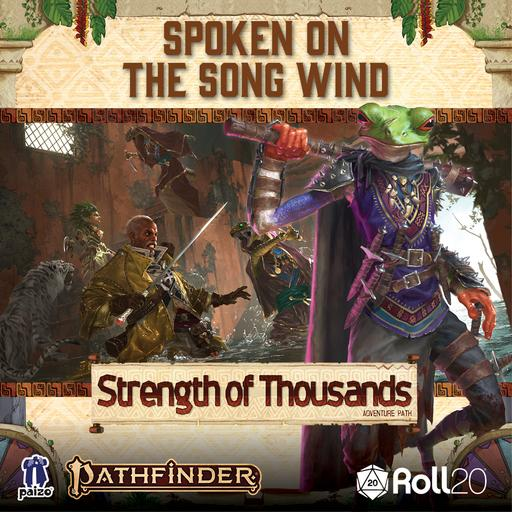 Spoken on the Song Wind (Strength of Thousands AP 2)