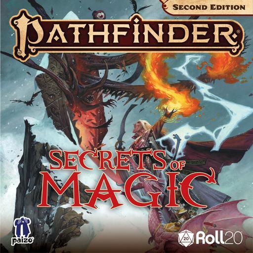 Pathfinder Secrets of Magic