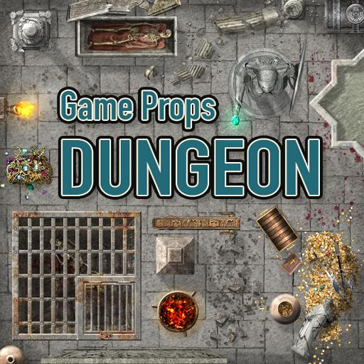 Game Props Dungeon