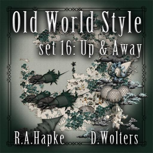 Old World Style set 16: Up & Away