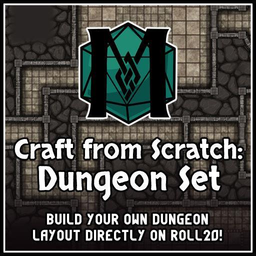 Craft from Scratch: Dungeon Set