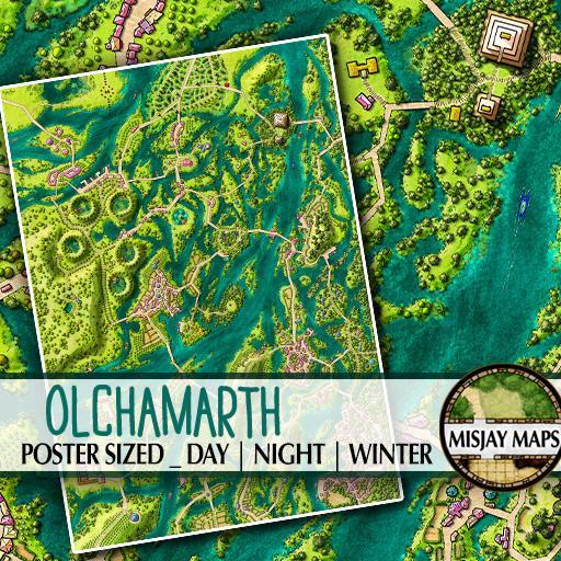 Settlement Map_Olchamarth