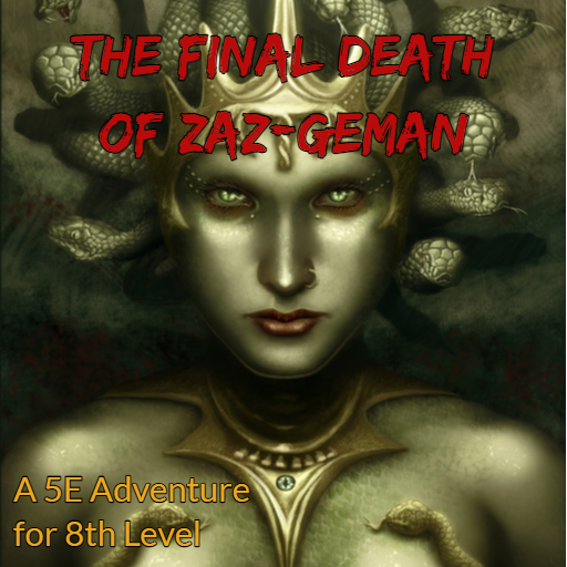 The Final Death of Zaz-geman