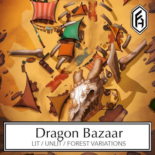 Dragon Bazaar
