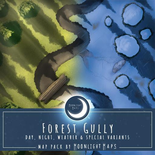 Forest Gully