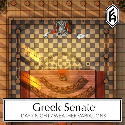 Greek Senate