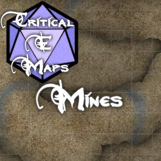 Critical E Maps: Mines
