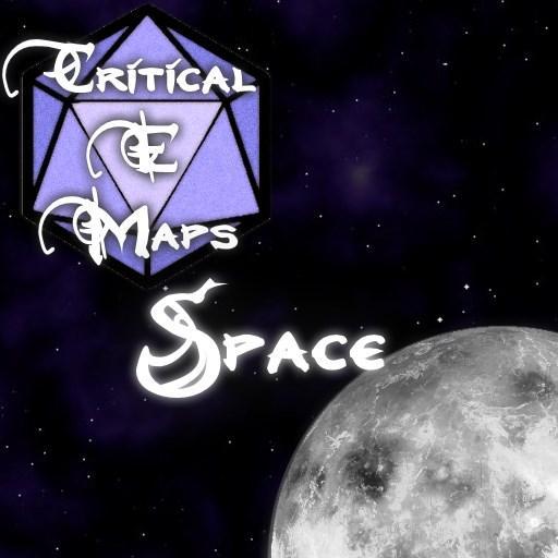 Critical E Maps: Space