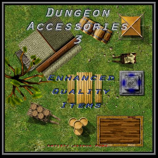 Dungeon Accessories 3