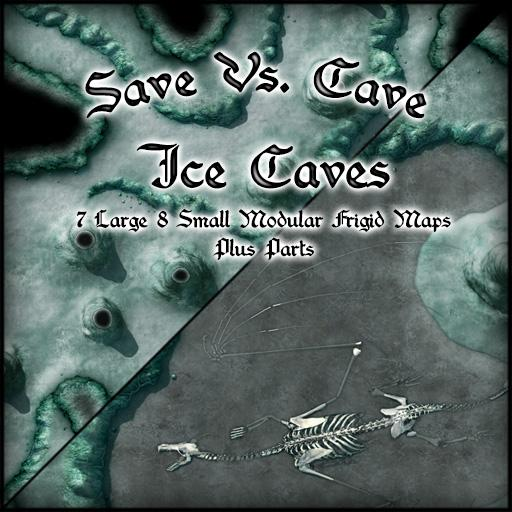 Save Vs. Cave Ice Caves