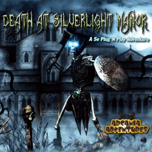 Death at Silverlight Manor