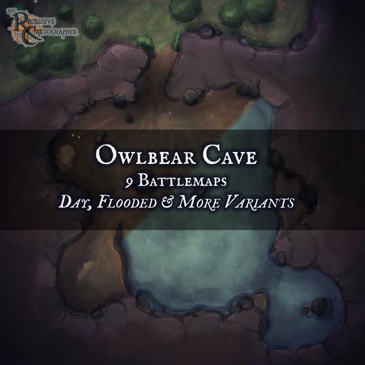 Owlbear Cave