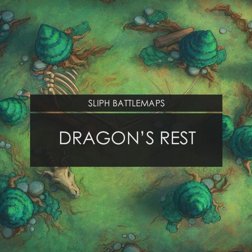 Dragon's Rest   Battlemap
