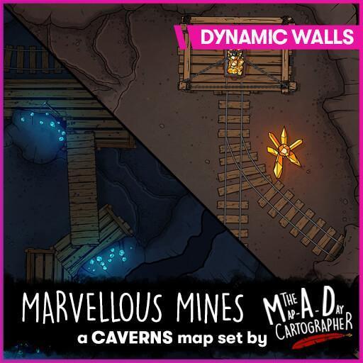 Marvelous Mines [Dynamic]