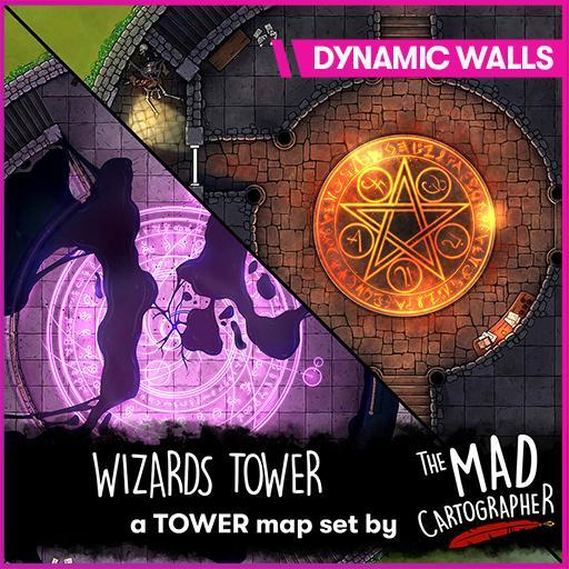 Wizard's Tower [Dynamic]