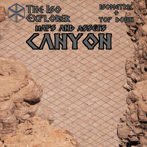 Canyon: Maps and Assets