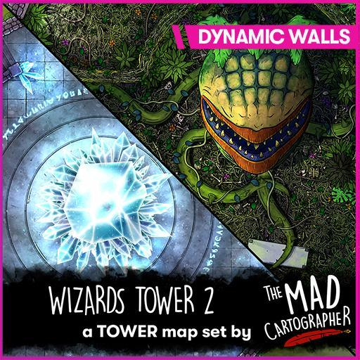 Wizard's Tower 2 [Dynamic]
