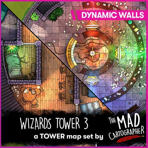 Wizard's Tower 3 [Dynamic]