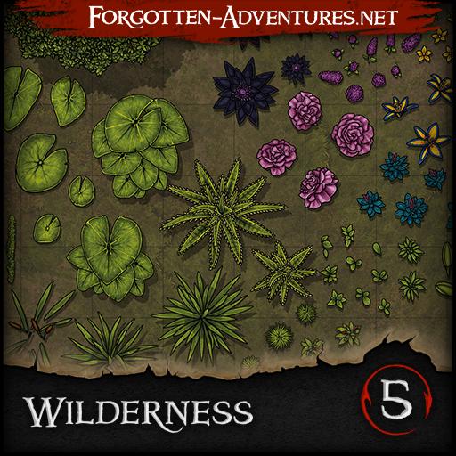 Wilderness - Pack 5