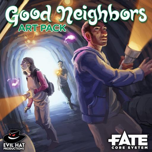 Good Neighbors: Art Pack