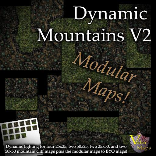 Dynamic Mountains V2