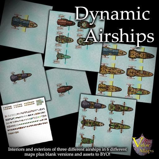 Dynamic Airships