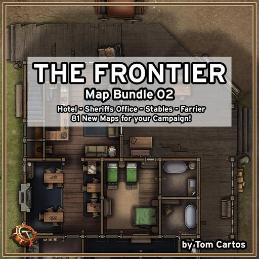 The Frontier Map Bundle 02