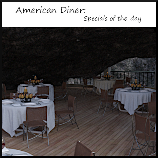 American Diner: Special of the day